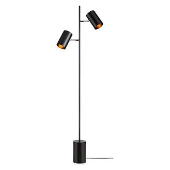 Lampa podłogowa TWIN 2L Czarna 107949 Markslöjd 107949