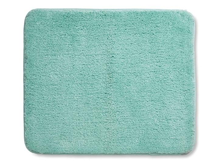 dywanik łazienkowy z mikrofibry, 1500g/m2, 80 x 50 cm, miętowy kod: KE-24023