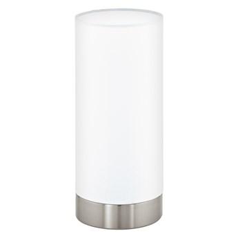 Eglo 95118 - Ściemnialna lampa stołowa PASTERI 1xE27/40W/230V