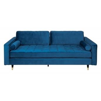 Sofa Nice 225 cm morski niebieski