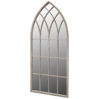 VidaXL Lustro w gotyckim stylu, 50x115 cm, do użytku w domu i ogrodzie