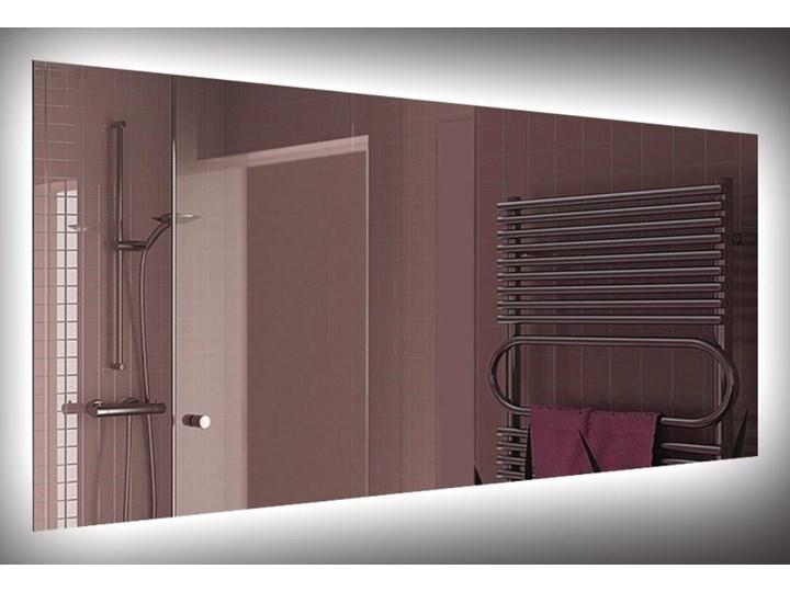 Lustro Shape 04 + Ambilight Styl Nowoczesny Ścienne Lustro podświetlane Prostokątne Kategoria Lustra