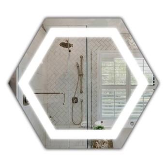 Lustro LED Hexagon H LED