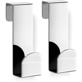Wieszaki łazienkowe ścienne prysznicowe 2szt. Zack Mitor kod: ZACK-40262