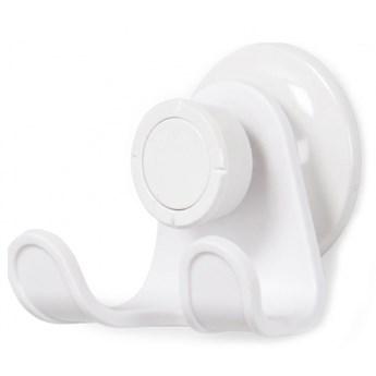 Wieszak łazienkowy pod prysznic Umbra Flex GEL-LOCK biały kod: 1004434-660