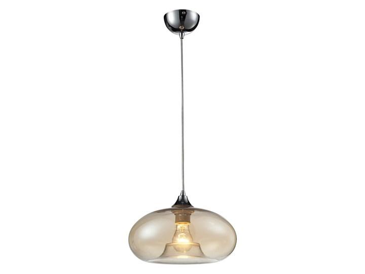 Loftowa lampa wisząca E338-Bolli Szkło Styl Industrialny Metal Lampa z kloszem Ilość źródeł światła 1 źródło