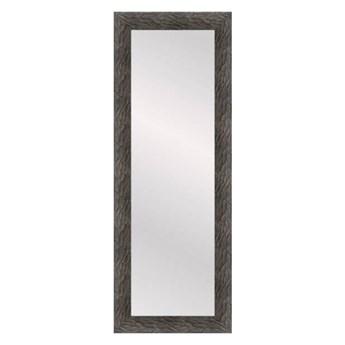 Lustro prostokątne Borne 35 x 120 cm w ramie białe