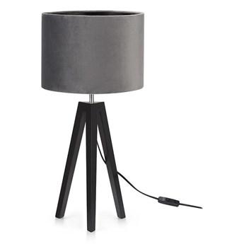Lampa stołowa LUNDEN 1L Czarny/Szary 107943 Markslöjd 107943