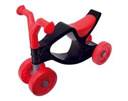 BIG Jeździk Flippi 4 kółeczka czarno-czerwony