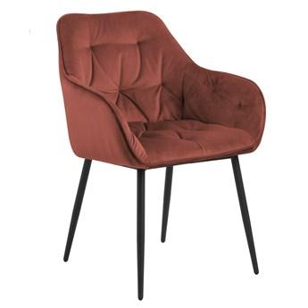 Pikowane krzesło z podłokietnikami Iksan VIC