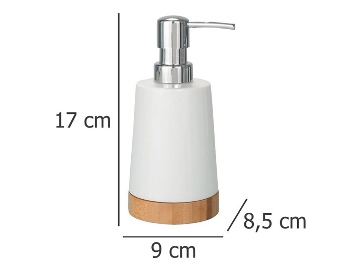 Dozownik do mydła BAMBOO, WENKO