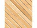 Mata bambusowa Silva 50cm x 80 cm Kolor Beżowy Kategoria Dywaniki łazienkowe