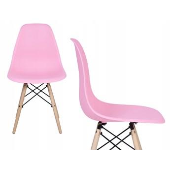 Krzesło DSW K-MILANO różowe