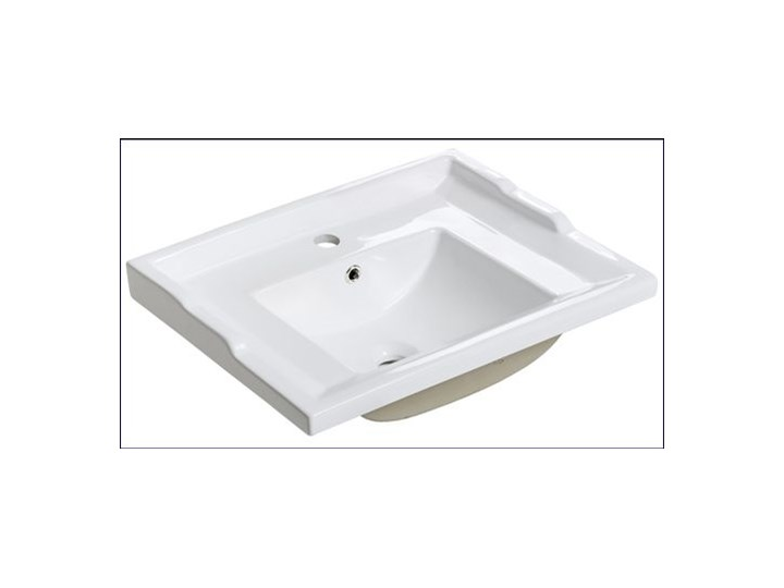 Szafka pod umywalkę stojąca Vermont 4X - shabby shic Wysokość 79 cm Stojące Szerokość 60 cm Kategoria Szafki stojące