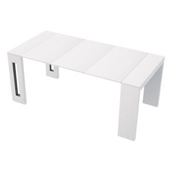 SELSEY Włoski stół rozkładany Roma biały