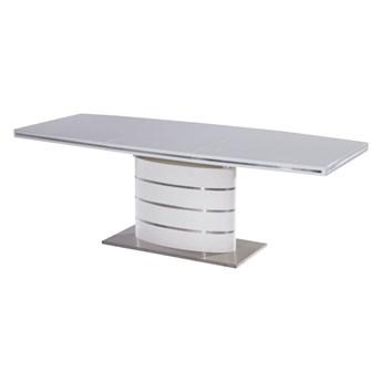 SELSEY Stół rozkładany Vaster 180-240x100 cm biały