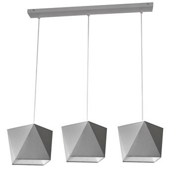 Lampa na listwie ADAMANT szara W-L 0501/3 GR