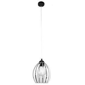 Lampa wisząca DALI chrom W-KM 1355/1 BK+CH
