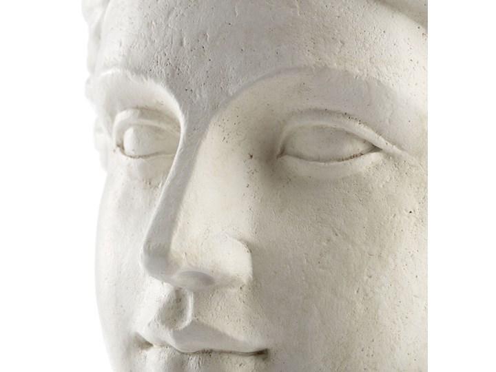 FIGURKA DEKORACYJNA GŁOWA ANTYCZNA HELENA 12,5x13xh35cm Kamień Kategoria Figury i rzeźby
