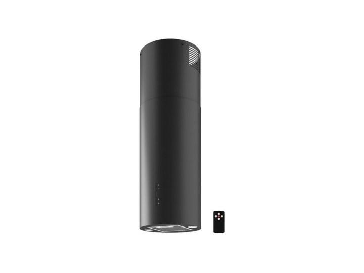 Okap MAAN Tuba Elba 31 Czarny Szerokość 31 cm Okap wyspowy Sterowanie Elektroniczne