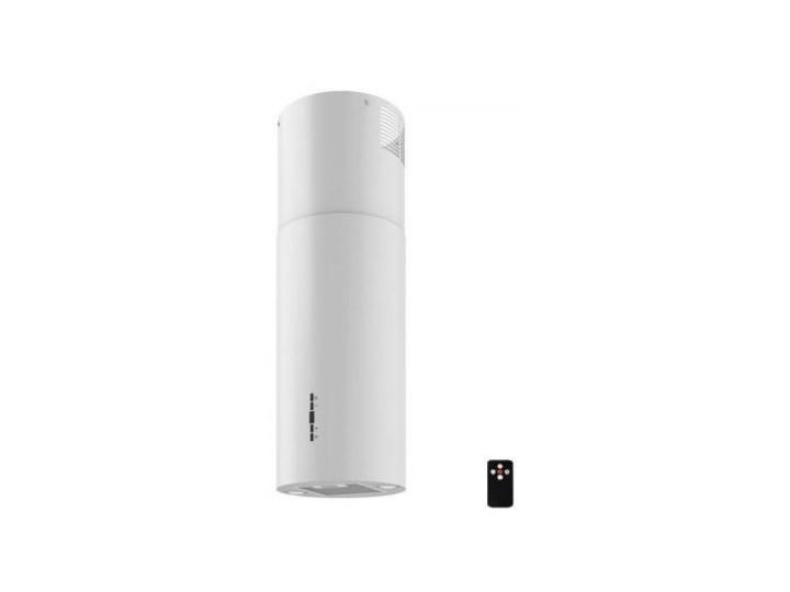 Okap MAAN Tuba Elba 31 Biały Okap wyspowy Sterowanie Elektroniczne Kategoria Okapy