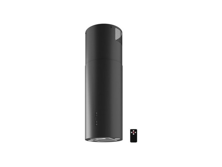 Okap MAAN Tuba Elba 31 Czarny Okap wyspowy Szerokość 31 cm Poziom hałasu 61 dB Sterowanie Elektroniczne