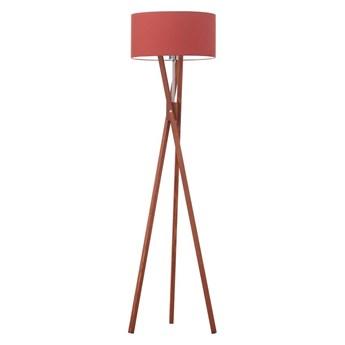Lampa podłogowa z drewna ELX WYSYŁKA 24H