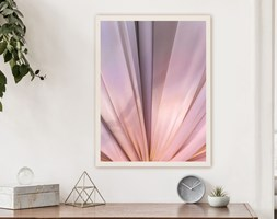 Plakat Jedwabisty dotyk (21x30 cm)