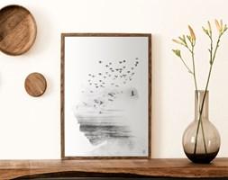 Plakat Jej mysli (21x30 cm)