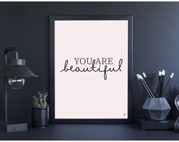 Plakat YOU ARE (21x30 cm)
