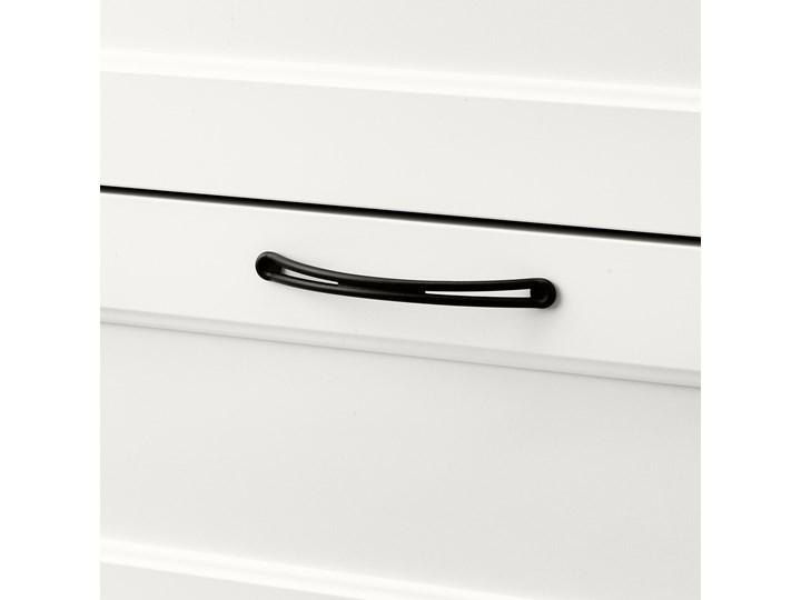 SONGESAND Komoda, 6 szuflad Głębokość 50 cm Głębokość 40 cm Szerokość 161 cm Kategoria Komody Wysokość 81 cm Z szufladami Kolor Biały