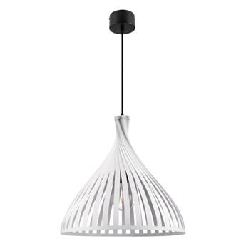 Lampa wisząca GoodHome Crozon 1-punktowa E27 biała