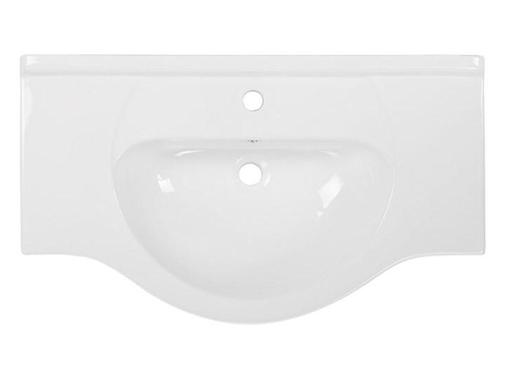 Umywalka ceramiczna meblowa Romanza 3X Ceramika Półokrągłe Meblowe Kategoria Umywalki