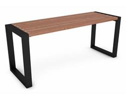 Duży nowoczesny drewniany stół ogrodowy 200 cm - kolory