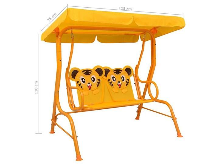 Dziecięca huśtawka ogrodowa Fino - lew Kategoria Huśtawki dla dzieci