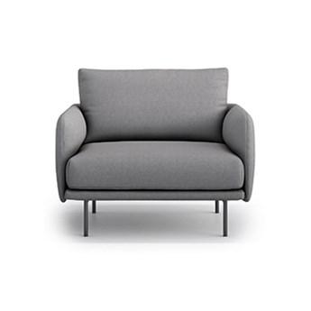 Fotel Uma, Gris