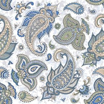 Paisley Hawa 25x25 płytki dekoracyjne