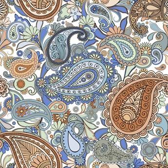 Paisley Nur 25x25 płytki dekoracyjne