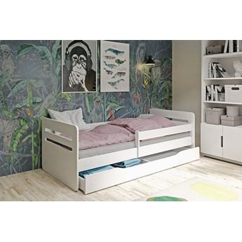 Łóżko dziecięce z szufladą Candy 2X 80x140 - zielone