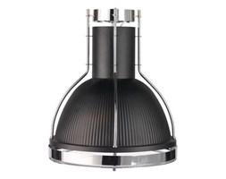 Lampa wisząca industrialna Beta Black 50×120-250 cm