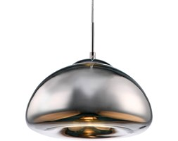 Lampa wisząca Chicago Silver Matt 30x119cm Cosmo Light