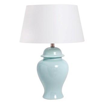Lampa ceramiczna ORDOS do salonu