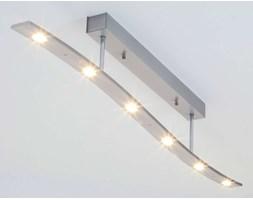 Lampa sufitowa LED XALU w formie fali