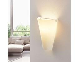 Lampa ścienna ALIA z opalowego szkła z LED E14