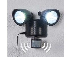 Dwupunktowy reflektor solarny LED Tamar