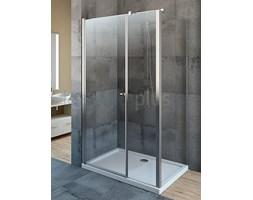 Kabina prostokątna drzwi wahadłowe 140 x 80 prawa Radaway Eos KDS 37556-01-01NR