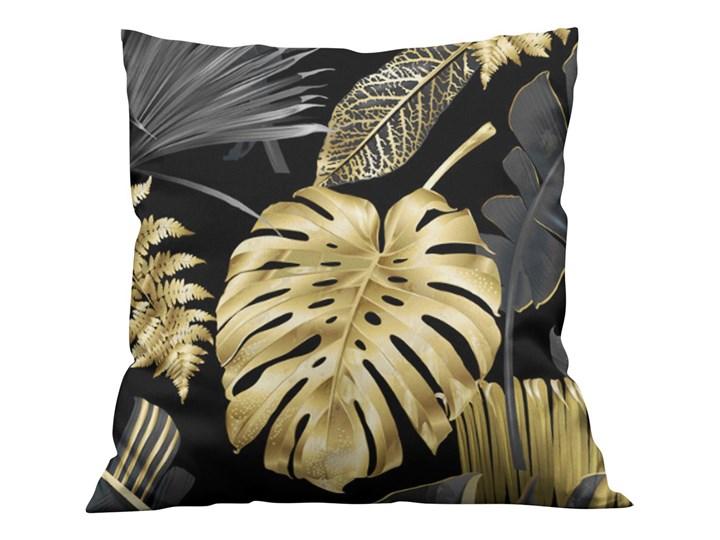 Poszewka dekoracyjna na poduszke liście Monstera BG-1 40x40 cm Kategoria Poduszki i poszewki dekoracyjne