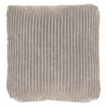 Poduszka brzegowa aksamit khaki Be Pure