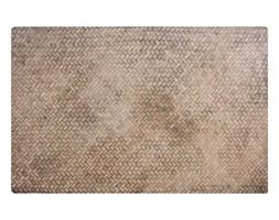 Podkładka na stół KORB prostokątna 43 x 28 cm beżowa