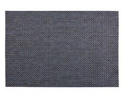 Podkładka na stół TRECCIA prostokątna 45 x 30 cm niebieska
